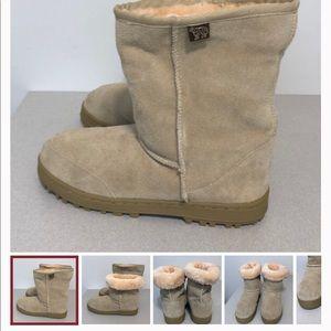 Australian Boot Co. clean, warm &very comfortable!